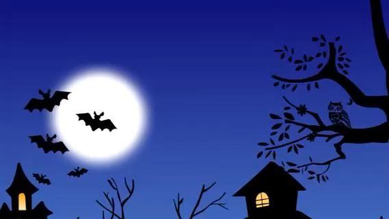 Mi introducción ... Un tema especial de Halloween se incluye ... Disfrute ... ??????????????????