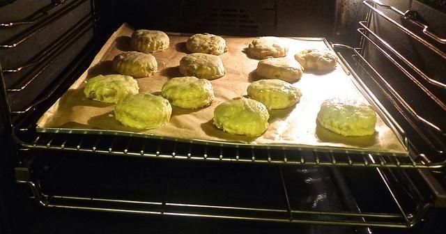 Al horno en horno precalentado durante unos 18 a 20 minutos.