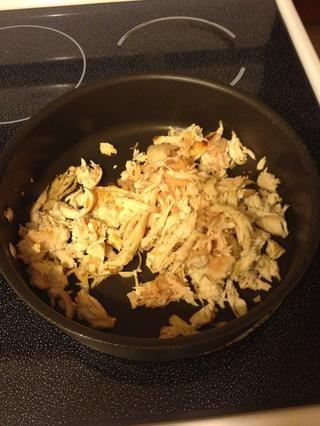 Continuar la cocción hasta que esté completamente cocido.