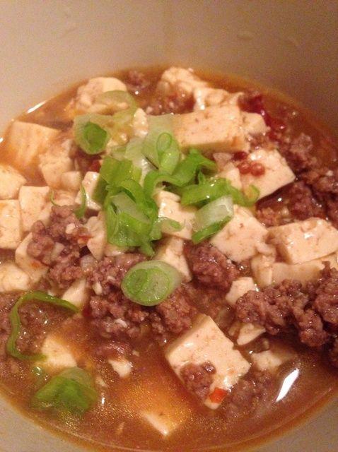 Cómo hacer fácil china Mapo tofu Receta
