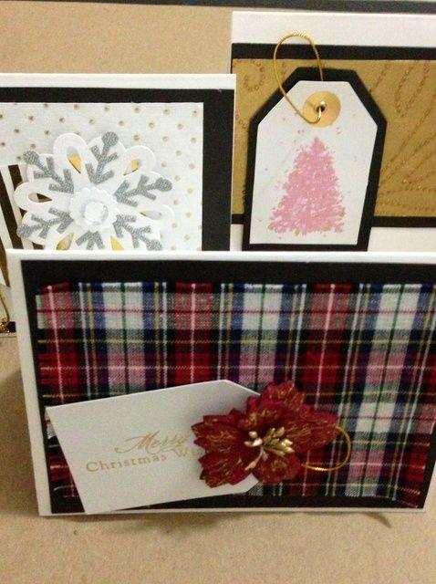 Cómo hacer Festive Holiday Cards