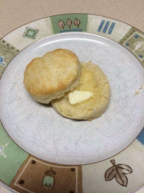 Cómo hacer galletas de suero escamosa Receta