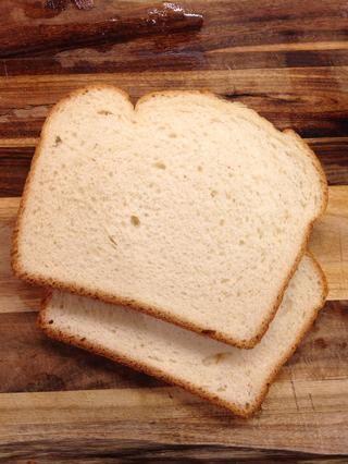 Ahora el sándwich.