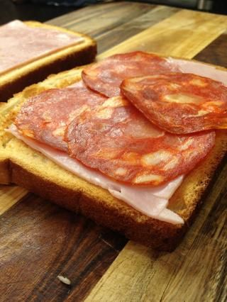 Chorizo / salame