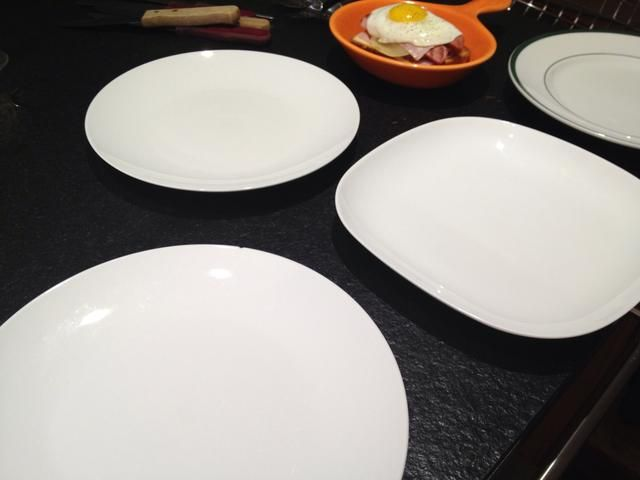 Extiende tus platos. La versión más saludable en un plato diferente.