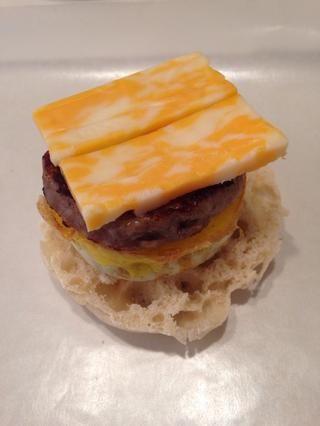 Agregue el queso. Solía Colby Jack.