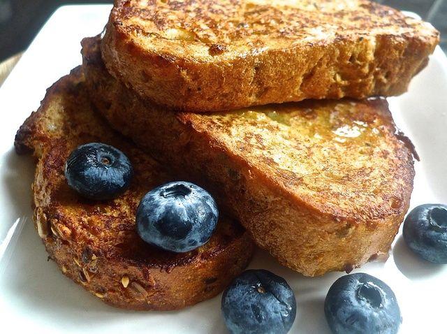 Cómo hacer French Toast Restaurant Estilo Receta