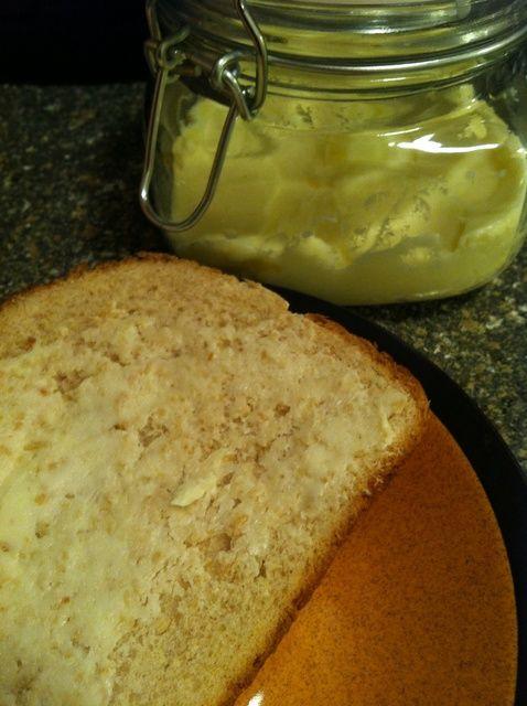Cómo hacer fresco Mantequilla Receta