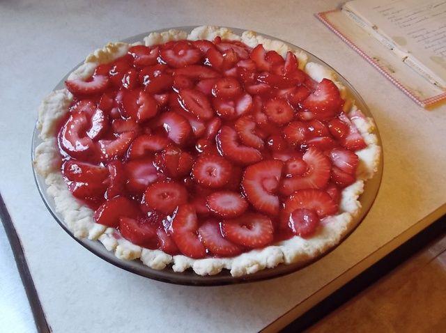 Cómo hacer Frutas Receta de la empanada