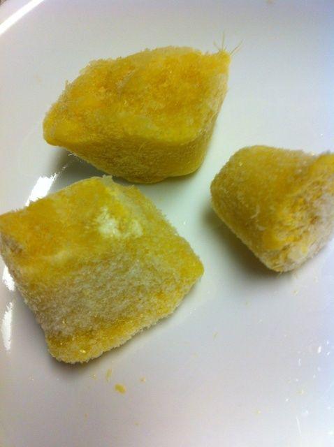 Cómo hacer Fresh Ginger Cubos Receta