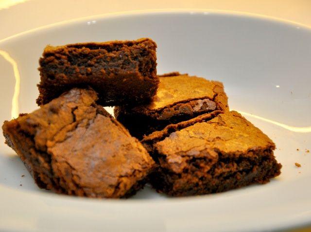 Cómo hacer Brownies Receta Fudgy