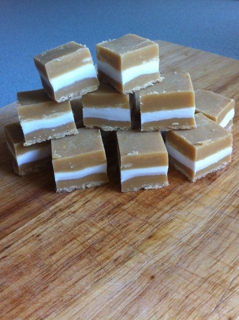 Cómo hacer Fudgy caramelo Dulces Receta