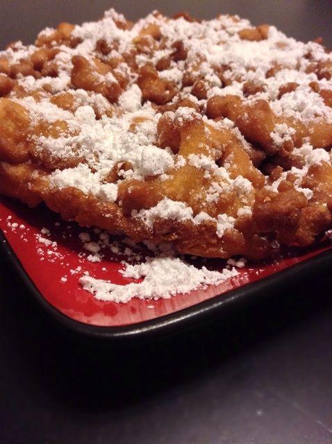 Cómo hacer pasteles Funnel - Al igual que en la receta de la Feria