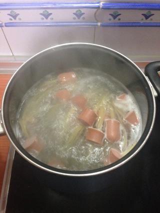 cocinar por 8 minutos (cocer de Durante 8 minutes)