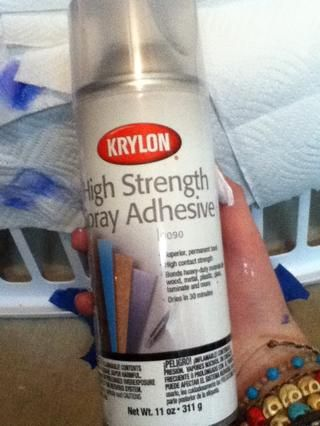 Añade tu adhesiva para reducir scudge y marcas !!