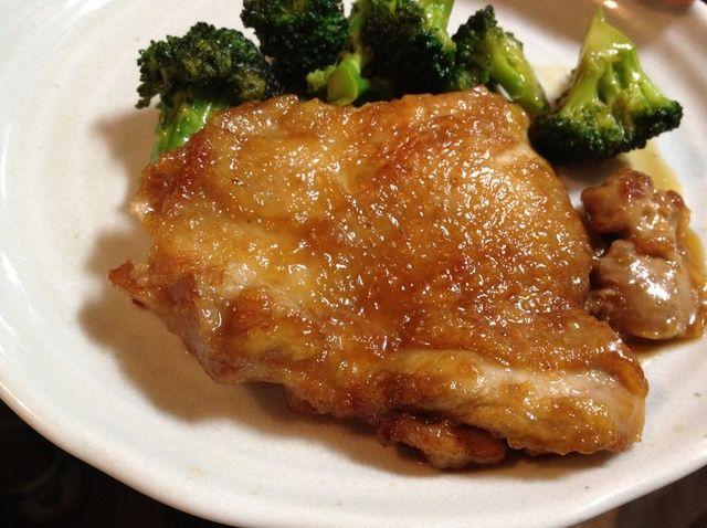 Cómo hacer jengibre pollo Receta