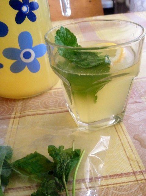 Cómo hacer limonada de jengibre Receta