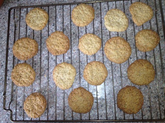 Frescos galletas