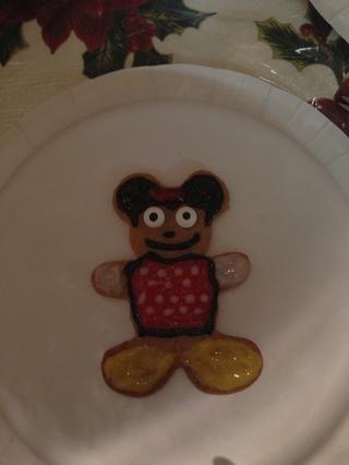 Mi Minnie Mouse lol