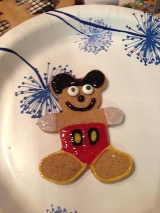 Mi esposo Mickey!