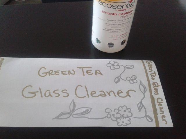 Cómo hacer Glass Cleaner (Y Olor Eater) Con Té
