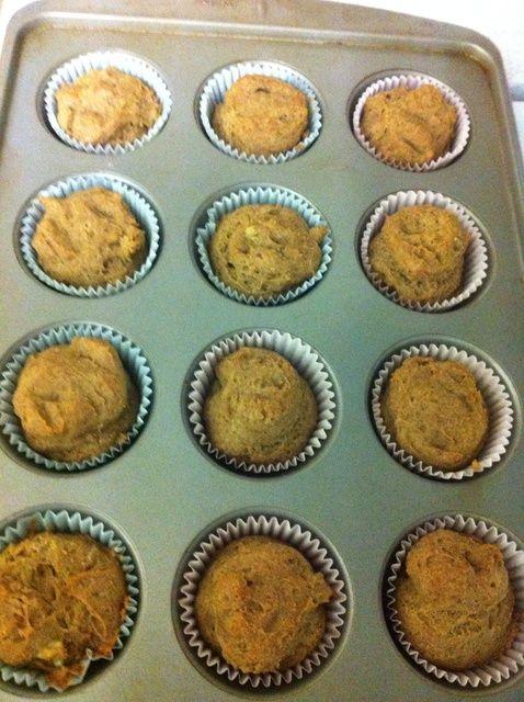 Cómo hacer Muffins Pan de plátano libre del gluten Receta