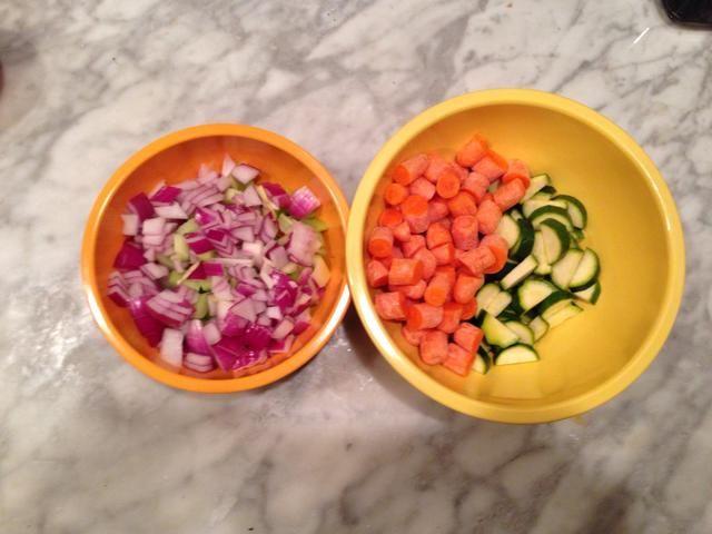Verduras Cut!