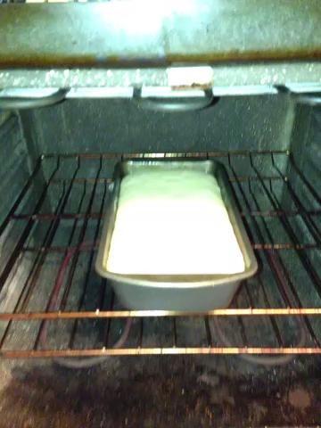 Agregue el papel de aluminio y subir el horno a 350 grados.
