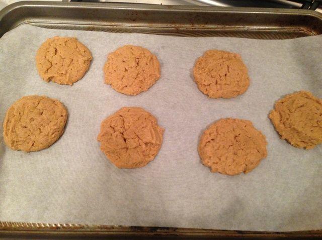 Cómo hacer sin gluten mantequilla de cacahuete Galletas Receta