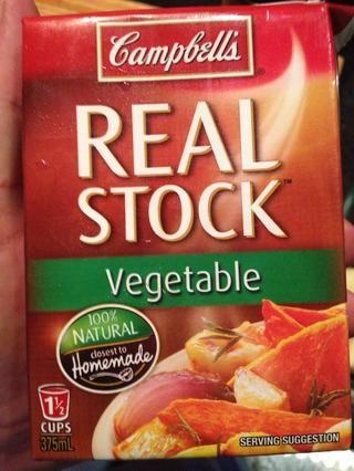 Anuncio de stock