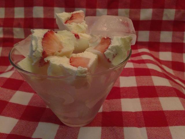 Servir sobre un lecho de hielo! O para una pizca sabor más dulce con azúcar glas. Disfrute y echa un vistazo a mamagoesbam.com si lo hace :)