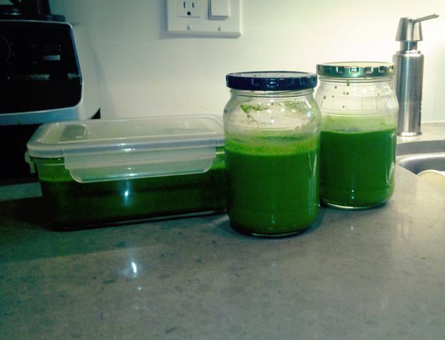 Este lote salió a poco más de 6 copas total de ... Solía aproximadamente 2 tazas de agua + verduras + 1 taza de caldo