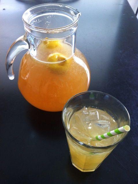 Cómo hacer a la parrilla de la limonada :) Receta