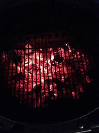 Usted no quiere un incendio CALIENTE - la corteza pastoso se charla más fácil que una corteza pre-hechos. CONSEJO: uso pre-hecha corteza para ahorrar tiempo / molestia. Me gusta la fina corteza boboli si voy por ese camino.