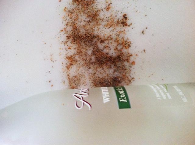 Utilizando una botella de vino o un rodillo, aplastar las semillas sobre una superficie dura hasta que finamente molido.