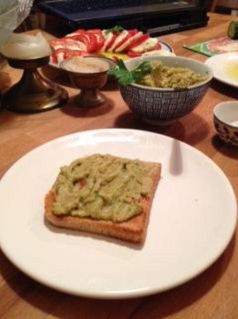 Cómo hacer Guacamole Receta