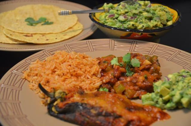 ¡¡Disfrutar!! Consejo: puede servir a este con un lado de frijoles mexicanos (http://snp.gd/tbcgym) y tortilla de maíz y arroz a la mexicana (http://snp.gd/tbcgeu) y Chile releno (http: // SNP. gd / tbcgyw)