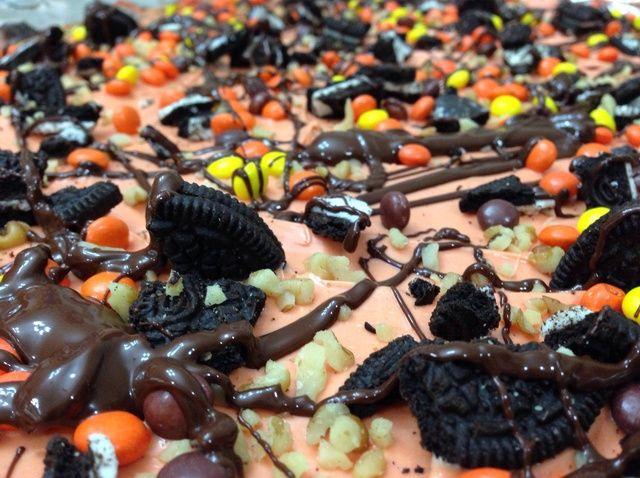Cómo hacer de Halloween corteza Receta