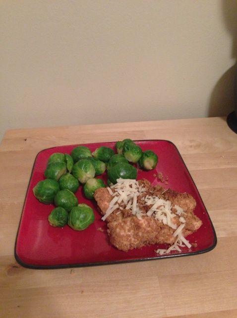 Cómo hacer más saludable pollo parmesano Receta