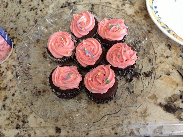 Cómo hacer más saludable Cupcakes Receta