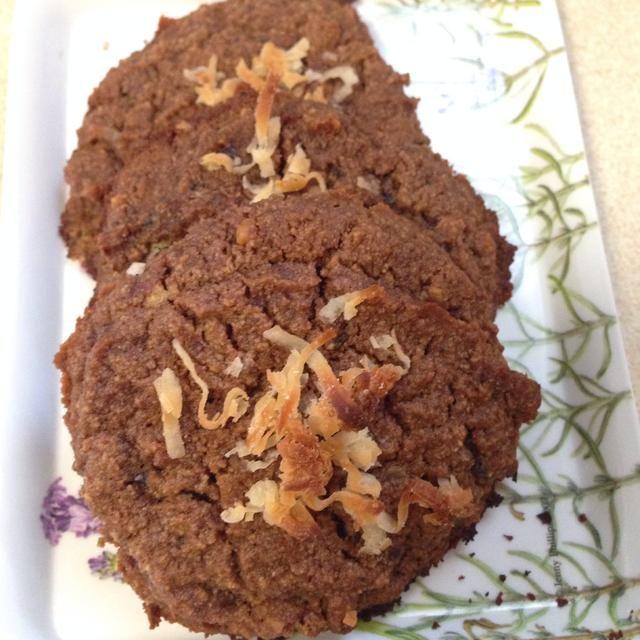 Yummm masticable, húmedo, bien por ti cookie