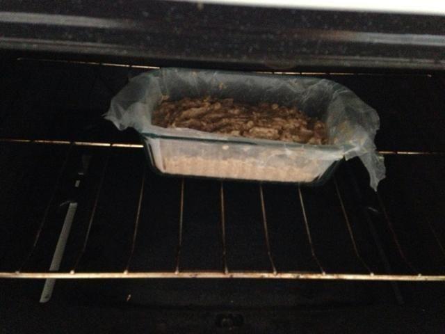 Bateador Transferencia en preparados molde para pan o papel uso de cera como yo.