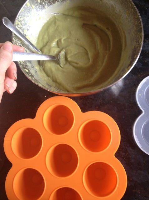 Cómo hacer Healthy Baby Food Receta Puré (aguacate y pera)