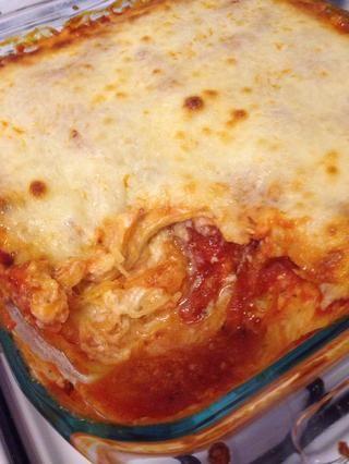 Esta cazuela de queso con una base de vegetales es tan bueno que usted'll never even miss the pasta!