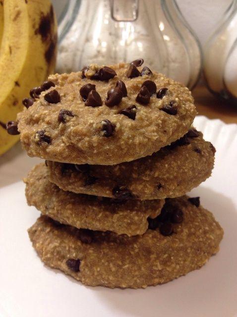 Cómo hacer saludable Plátano Blender Receta de las galletas