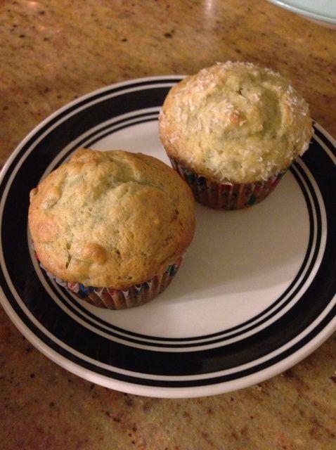 Cómo hacer Muffins de banana Receta Saludable