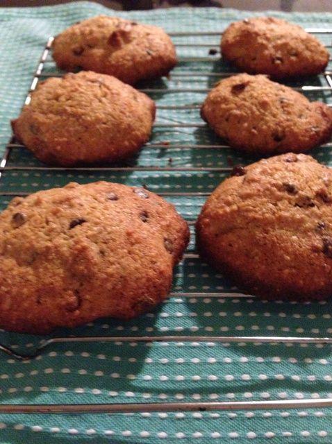 Cómo hacer saludable Deliciosa receta de las galletas