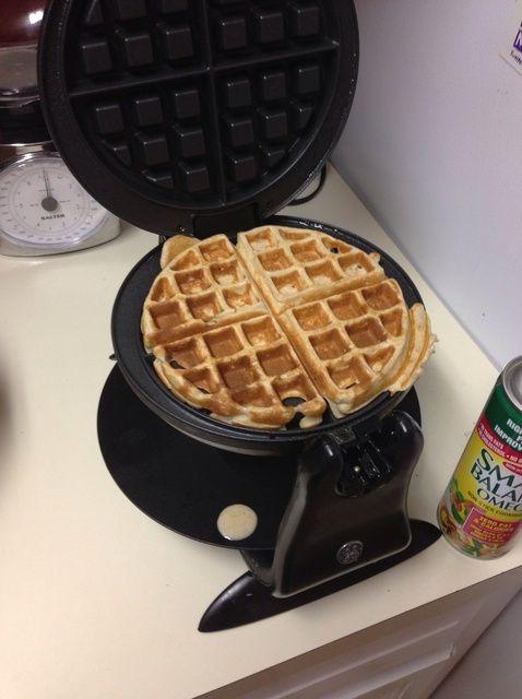 Cómo hacer que la proteína sana Waffles o crepes Receta