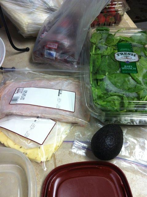 Cómo hacer Rolls saludable para el almuerzo Receta