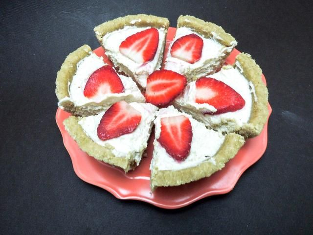 Y eso's it :) Slice and enjoy, super healthy and delicious treat (also easily customizeable)